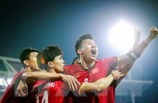 Nhìn lại một năm thành công vang dội của bóng đá Việt Nam