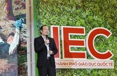 Hệ sinh thái giáo dục tại IEC Quảng Ngãi đạt chuẩn quốc tế