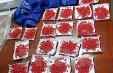 Phát hiện đối tượng tàng trữ trái phép hàng nghìn viên ma túy tổng hợp