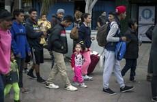 """Mexico: Quyết định của Mỹ đóng cửa biên giới là """"vấn đề nội bộ"""""""