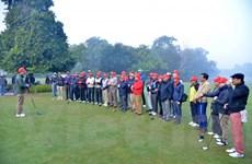 Quảng bá thương hiệu Việt Nam thông qua giải golf tại Ấn Độ