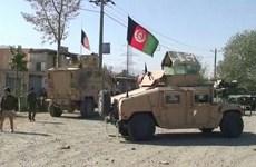Taliban tấn công chốt cảnh sát ở Afghanistan, hàng chục người chết