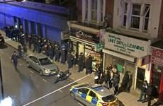 Hai người chết vì bị đâm dao tại London ngay đầu năm mới 2019