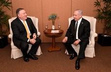Lãnh đạo Mỹ-Israel cam tiếp tục hợp tác về vấn đề Syria và Iran