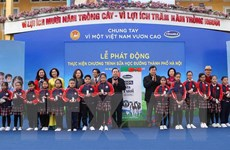 4.000 tỷ đồng thực hiện Chương trình Sữa học đường thành phố Hà Nội