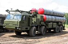 Ấn Độ sẽ tiếp nhận tên lửa S-400 Triumph của Nga từ năm 2020