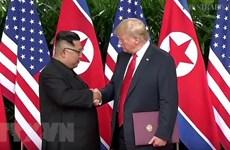 Tổng thống Mỹ Trump hy vọng sớm gặp nhà lãnh đạo Triều Tiên
