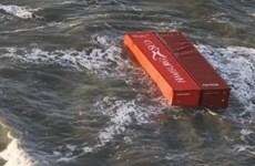 Phát hiện một bao hóa chất nguy hiểm trôi dạt vào bờ biển Hà Lan