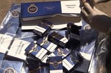 Khởi tố 5 đối tượng buôn bán hàng nghìn cây thuốc lá nhập lậu