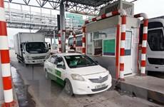 Suôn sẻ trong ngày đầu tiên thu phí tại trạm BOT Tiên Cựu