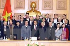 Thủ tướng gặp mặt Hội Giáo dục chăm sóc sức khỏe cộng đồng Việt Nam