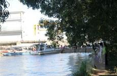 Vụ chìm sà lan trên sông Tiền: Hoàn tất công tác tìm kiếm nạn nhân