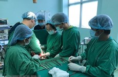 Phú Thọ: Cứu một nữ bệnh nhân bị súng tự chế bắn thủng hàm