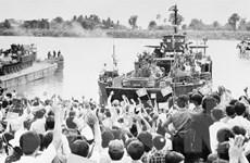 Bình Phước: Kỷ niệm 40 năm cùng Campuchia thắng chế độ diệt chủng