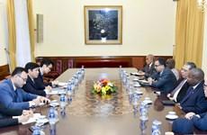 Việt Nam sẵn sàng là cửa ngõ để các nước châu Phi tiếp cận ASEAN