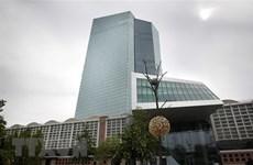 """Chủ tịch ECB cảnh báo kinh tế Eurozone có thể """"yếu hơn dự kiến"""""""