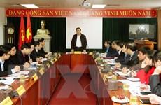Kiểm tra công tác chống tham nhũng tại Tổng Liên đoàn Lao động