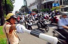 TP Hồ Chí Minh yêu cầu thu dọn tối đa các rào chắn thi công dịp Tết