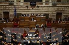 Tranh cãi tại Hy Lạp xung quanh thỏa thuận đổi tên nước Macedonia