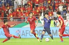 Huấn luyện viên Park Hang-seo đánh giá các học trò thi đấu xuất sắc