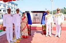 Ấn Độ đưa vào sử dụng căn cứ không quân mới ở quần đảo chiến lược