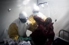 Số người chết do Ebola tại CHDC Congo tăng mạnh trong 10 ngày