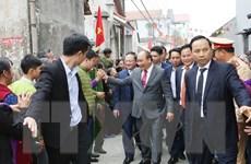 Thủ tướng: Hưng Yên cần phát triển mạnh các khu công nghiệp và đô thị