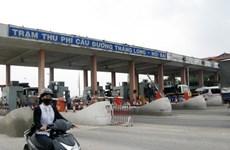 Xử lý việc cản trở thu phí tại trạm BOT Bắc Thăng Long-Nội Bài