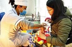 Hải Phòng: Trẻ bị phản ứng sau tiêm vắcxin Combe Five đã được ra viện