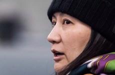 Trung Quốc đề nghị Mỹ rút lại yêu cầu dẫn độ CFO của Huawei