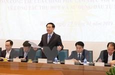 Phó Thủ tướng: Hà Nội cần đổi mới tư duy trong thu hút và sử dụng FDI