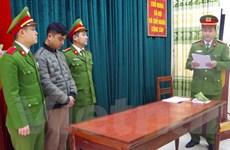Bắt tạm giam hai cán bộ Ban quản lý rừng đặc dụng Phong Quang