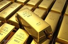 Giá vàng thế giới chạm mức cao nhất trong hơn tám tháng qua