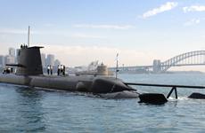 Australia trang bị vũ khí trị giá 6 tỷ AUD cho hạm đội tàu ngầm mới