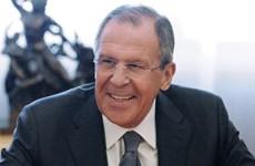 Ngoại trưởng Nga Sergei Lavrov sẽ công du ba nước Trung Á