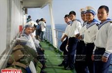 Chiến sỹ quân y ở Trường Sa: Chỗ dựa tin cậy của người dân đảo xa