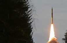 Nga phóng thành công tên lửa đạn đạo liên lục địa RS-24 Yars