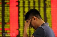 Chứng khoán châu Á lao dốc theo đà giảm trên thị trường Phố Wall