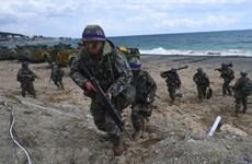 Hàn Quốc và Mỹ hoãn công bố kế hoạch tổ chức tập trận chung
