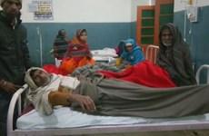 Ít nhất 99 người tử vong do uống rượu lậu tại miền Bắc Ấn Độ
