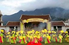 Hàng nghìn người nô nức dự khai Hội Xuân Yên Tử năm 2019