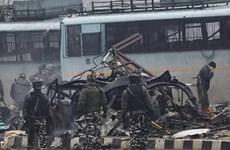 Việt Nam gửi điện chia buồn về vụ tấn công khủng bố tại Ấn Độ