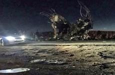 Iran cáo buộc Pakistan ủng hộ phiến quân tiến hành đánh bom liều chết