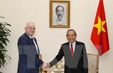 Phó Thủ tướng: Việt Nam coi trọng công tác phòng chống tham nhũng