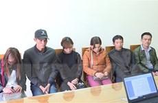 Biên phòng Quảng Ninh xử phạt 12 đối tượng xuất nhập cảnh trái phép