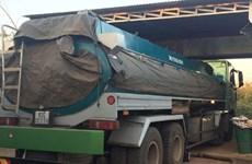Điều tra vụ vận chuyển, tiêu thụ 18.000 lít xăng không rõ nguồn gốc