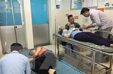 24 công nhân nhập viện sau bữa cơm chay ngày rằm tháng Giêng