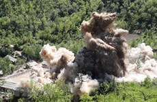 Tổng thống Mỹ không vội vàng trong việc phi hạt nhân hóa Triều Tiên