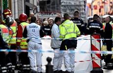 Cảnh sát Pháp nổ súng tiêu diệt kẻ thực hiện vụ tấn công bằng dao