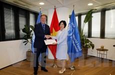 Việt Nam tiếp tục đẩy mạnh tham gia vào các hoạt động chung của WFP